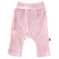 Sprout Collection Premature Clothing ~ Light Pink Cotton Rib Knit Pant
