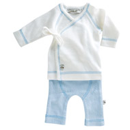 Sprout Collection Premature Clothing ~ Long Sleeved Shirt & Pant Set